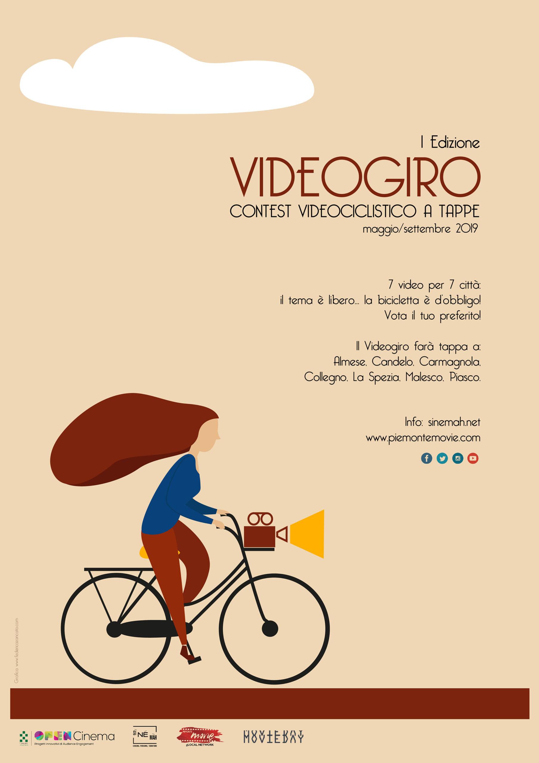 Videogiro Locandina